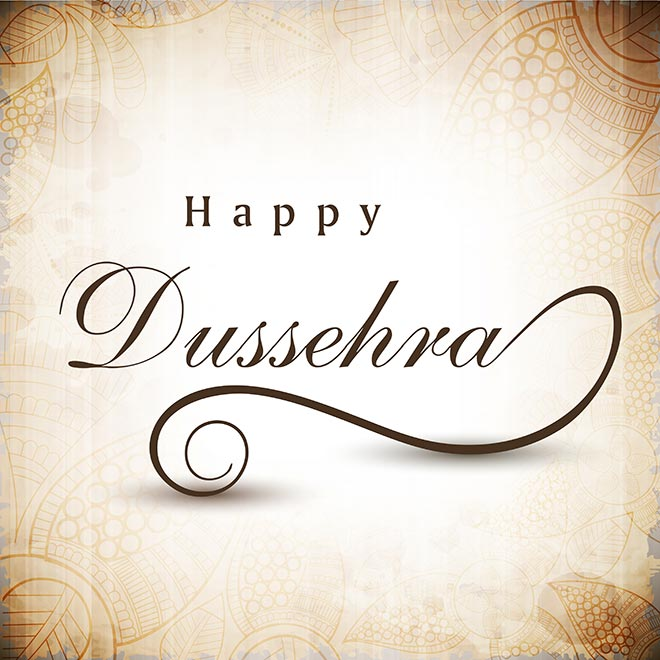 Dussehra Poems