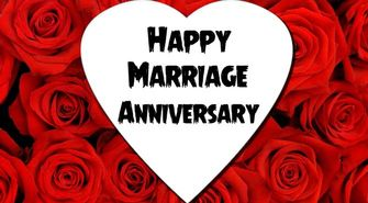 Marriage Anniversary Poems